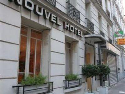 Hotel Novotel Tour Eiffel