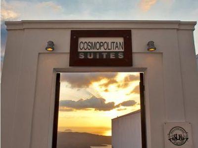 Hotel Cosmopolitan Suites