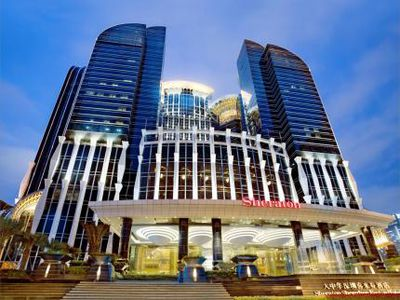 Hotel Sheraton Shenzhen Futian