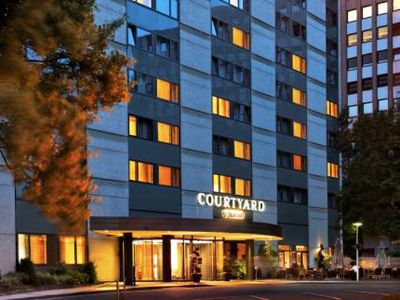Hotel Courtyard by Marriott Düsseldorf Seestern