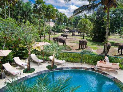 Lodge Elephant Safari Park Lodge