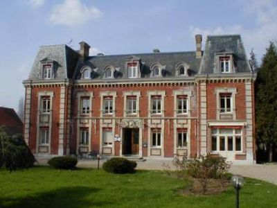 Hotel Chateau Corneille