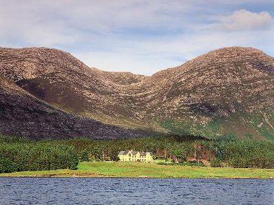 Hotel Lough Inagh Lodge