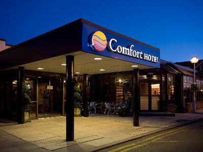 Hotel Comfort Inn Heathrow