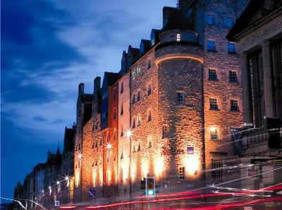 Hotel Radisson Blu Edinburgh