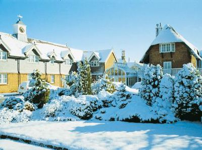 Hotel Best Western Wroxton House