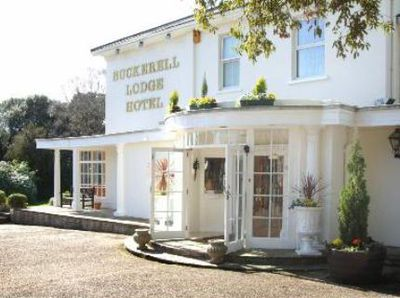 Hotel Buckerell Lodge