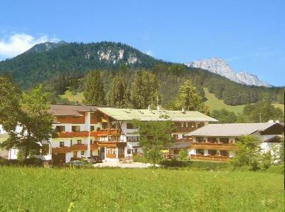 Hotel Alpenhotel Garni Weiherbach