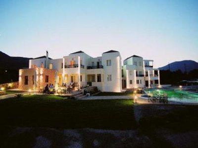 Aparthotel Xifoupolis