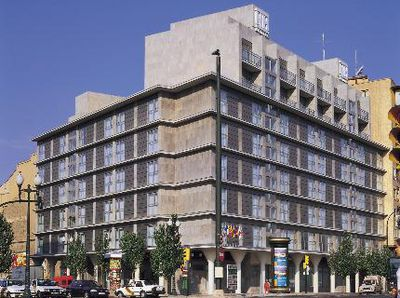 Hotel Husa Zaragoza Royal