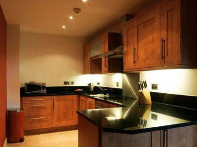 Appartement Quality City Westbridge