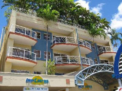 Appartement Inn Cairns Boutique