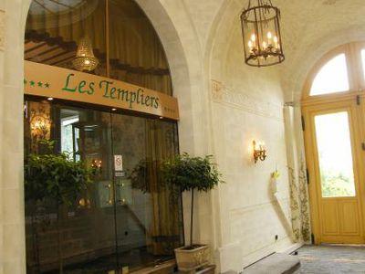 Hotel Grand Hôtel des Templiers