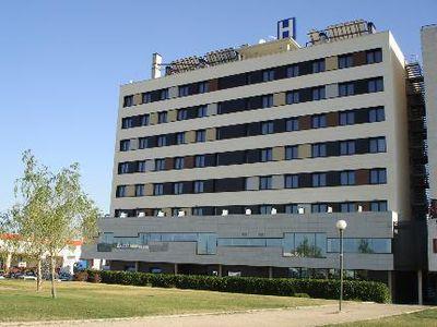 Hotel Real Ciudad De Zaragoza
