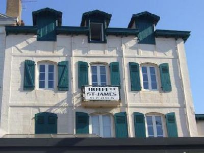 Bed and Breakfast Saint-James