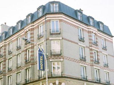 Hotel Arc Paris Paris Porte d'Orléans