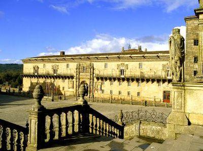 Hotel Parador Santiago de Compostela - Reis Catolicos