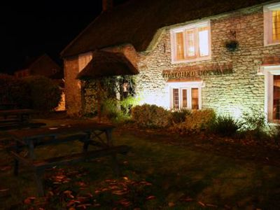 Pension Thatched Cottage