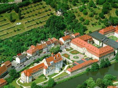Hotel Welcome Residenzschloss Bamberg