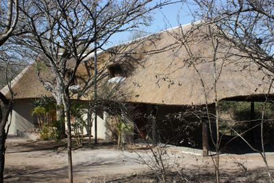 Vakantiehuis ZinkwaziBush