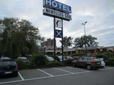 Hotel Van der Valk Nivelles Sud