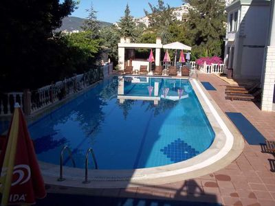 Appartement Lycian City (+villa)