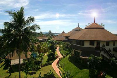 Hotel Mangosteen Resort & Spa