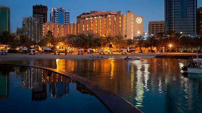 Hotel Sheraton Abu Dhabi & Towers
