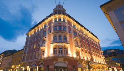 Hotel Arcotel Moser Verdino