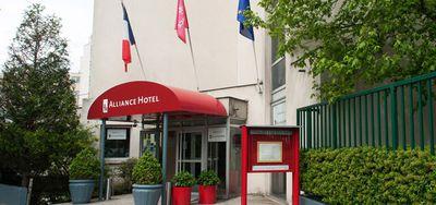 Hotel Holiday Inn Garden Court Paris de Saint Ouen