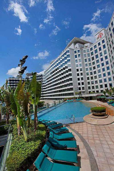 Hotel Harbour Plaza Metropolis