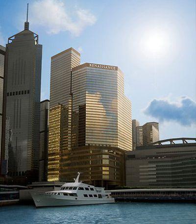 Hotel Renaissance Harbour View