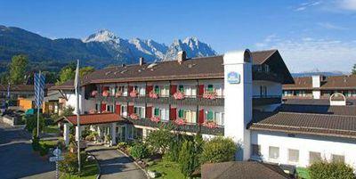 Hotel Best Western Obermühle