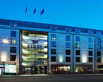 Hotel Comfort Hotel Vesterbro