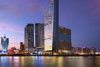 Hotel Mandarin Oriental Macau
