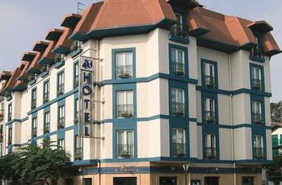 Hotel Sercotel Jauregui
