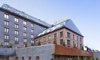 Hotel Sercotel Himalaia Baqueira