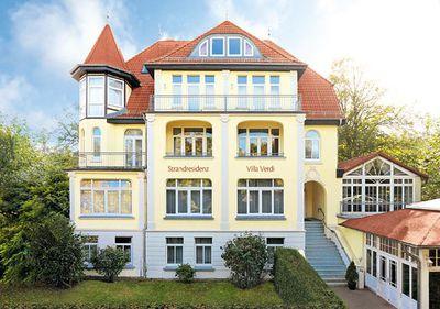 Hotel AKZENT Strandhotel Villa Verdi