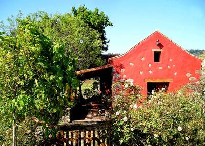 Vakantiehuis El Roble