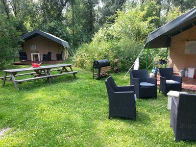 Camping Biesbosch Glamping