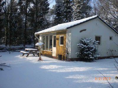 Vakantiehuis Lodge Hooghalen