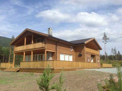 Vakantiehuis Lakehouse in Norway