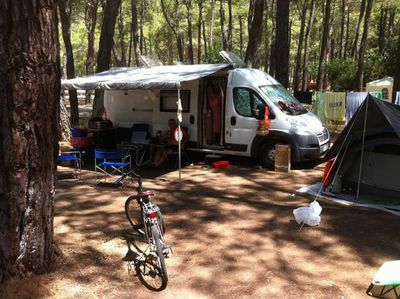 Camping Aktur Camping Datça