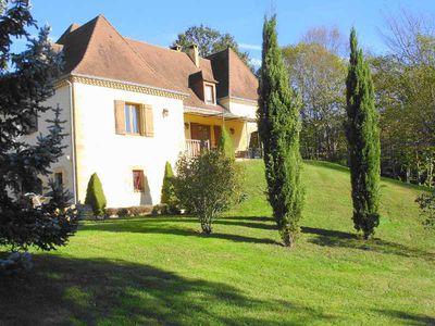 Vakantiehuis Beynac
