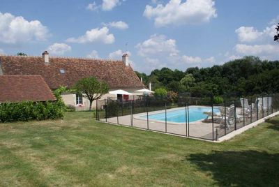 Vakantiehuis Gites Le Petit Varrat