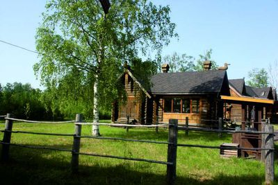 Camping CampTom Shuvalovka