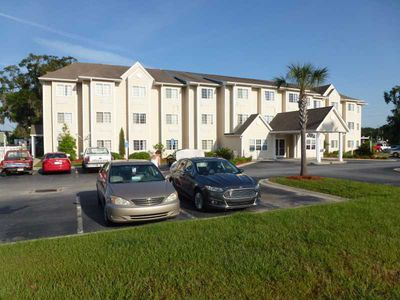 Hotel Microtel Inn & Suites Brunswick South, GA