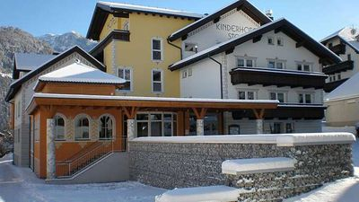 Hotel Kinderhotel Stefan