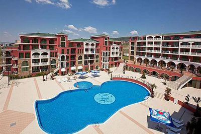 Aparthotel St. George Palace Resort