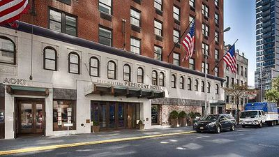 Hotel Best Western Plus President at Times Square